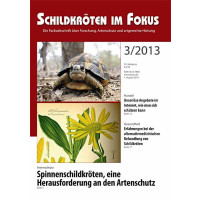 Schildkröten im Fokus - Ausgabe 3/2013