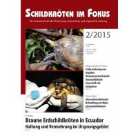 Schildkröten im Fokus - Ausgabe 2/2015