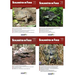Schildkröten im Fokus - Jahrgang 2018