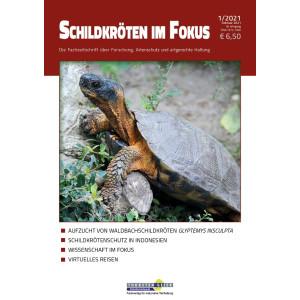 Schildkröten im Fokus - Ausgabe 1/2021