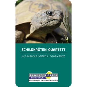 Schildkröten-Quartett