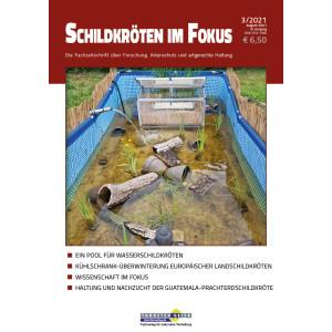 Schildkröten im Fokus - Ausgabe 3/2021