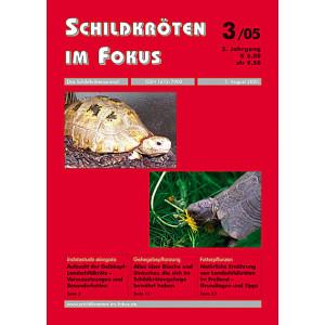 Schildkröten im Fokus - Ausgabe 3/2005