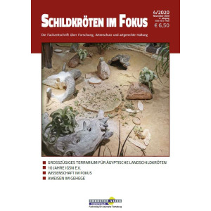 Schildkröten im Fokus - Ausgabe 4/2020