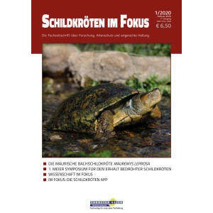 Schildkröten im Fokus - Ausgabe 1/2020