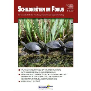 Schildkröten im Fokus - Ausgabe 3/2019