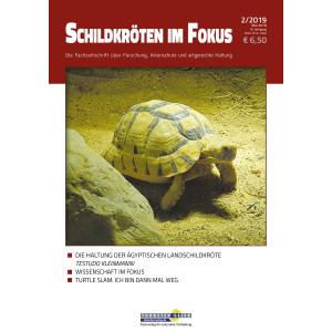 Schildkröten im Fokus - Ausgabe 2/2019