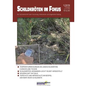 Schildkröten im Fokus - Ausgabe 1/2019