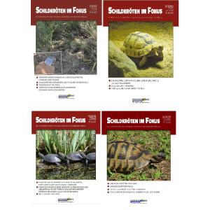 Schildkröten im Fokus - Jahrgang 2019