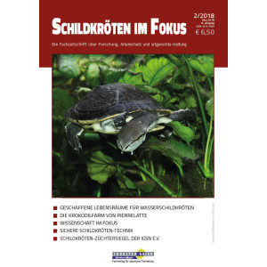 Schildkröten im Fokus - Ausgabe 2/2018
