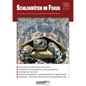 Schildkröten im Fokus - Ausgabe 3/2017