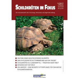 Schildkröten im Fokus - Ausgabe 1/2017