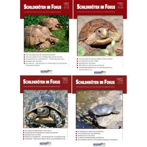 Schildkröten im Fokus - Jahrgang 2017