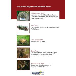 Schildkröten im Fokus - Ausgabe 3/2016